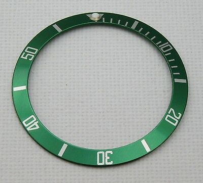 High Quality Replacement Green Bezel Insert For Rolex Submariner 16610 -Uk Stock