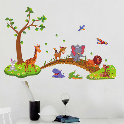 wandtattoo wandsticker zoo eichh rnchen tiere vogel. Black Bedroom Furniture Sets. Home Design Ideas