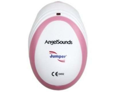 AngelSounds JPD-100S Mini Ultraschall-Fetal-Doppler 1St PZN: 10055054
