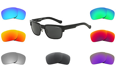 M4DL New Polarized Replacement Lenses for Arnette 4182 HOT SHOT in 7 colours