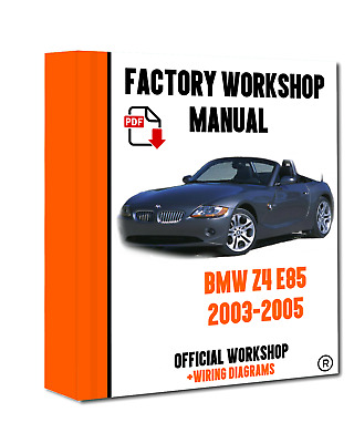 2003 bmw z4 repair manual a good owner manual example u2022 rh usermanualhub today Z4 E86 E85 Z4 Wing