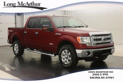 2014 Ford F-150 XLT 4WD SUPERCREW CAB 4X4 3.5 V6 ECOBOOST TRUCK MSRP $43810 PRAY IN BEDLINER ALLOY WHEELS SYNC VOICE ACTIVATED COMMUNICATION  ENTERTAINMENT