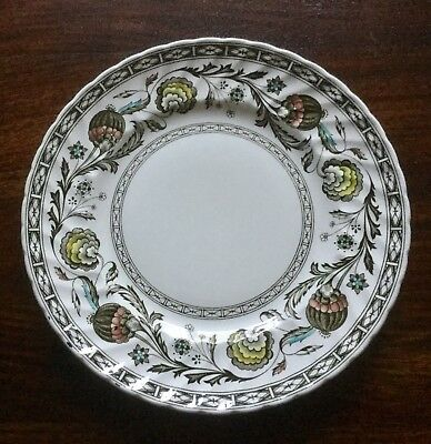 "Ridgway Ironstone 'Balmoral' Design 9.5""inch Plate"
