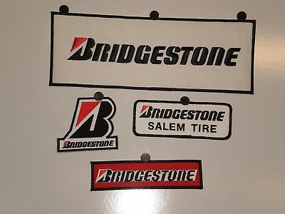 4 Bridgestone Tire  Patches