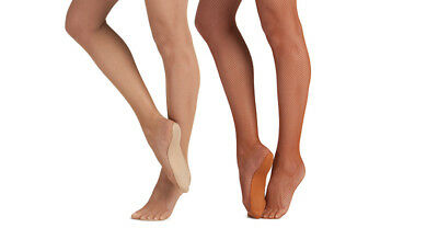 Danskin 203 -- Womens Professional Fishnet Tights - Choose All Size/Color