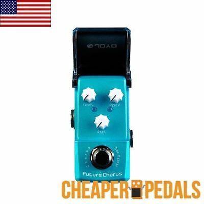 NEW JOYO FUTURE CHORUS TEXTURAL JF-316 Ironman Pedal US SELLER *Free* Shipping!