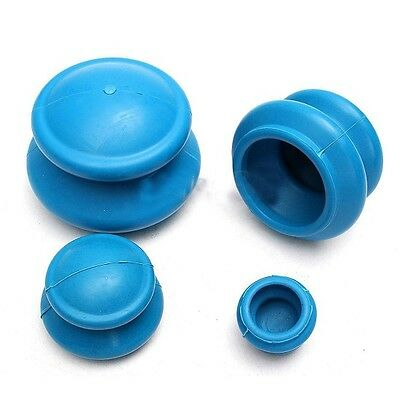 Chinese Rubber Acupuncture Cups Gumowe Bezogniowe Banki Akupunkturowe