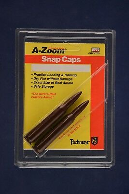 A-Zoom Snap Caps for 338 Winchester Magnum Azoom 12230