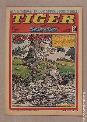 Tiger Tiger and Hurricane/Tiger and Jag/Tiger and Scorcher #770806 1977 VF 8.0