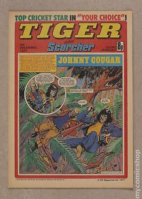 Tiger Tiger and Hurricane/Tiger and Jag/Tiger and Scorcher #771203 1977 NM 9.4