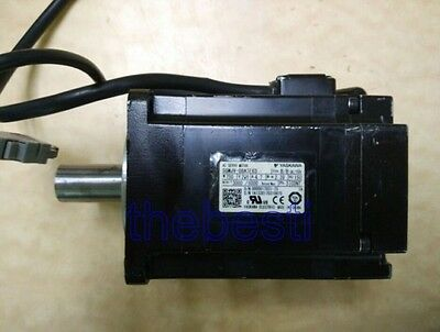 One Used Yaskawa SGMJV-08ADE6S Servo Motor In Good Condition