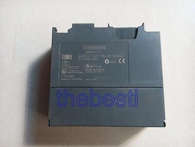 One Used Siemens 6ES7321-1BL00-0AA0 6ES7 321-1BL00-0AA0 PLC In Good Condition