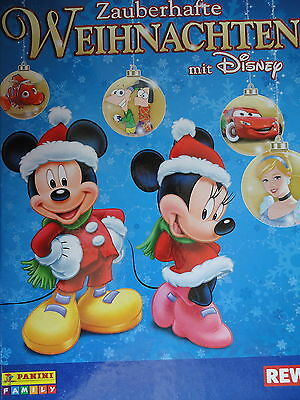 panini rewe zauberhafte weihnachten mit disney. Black Bedroom Furniture Sets. Home Design Ideas