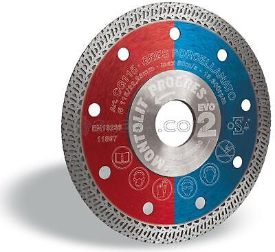 Diamond Blade Disc For Porcelain Stoneware And Hard Ceramic Montolit Cermont Cg