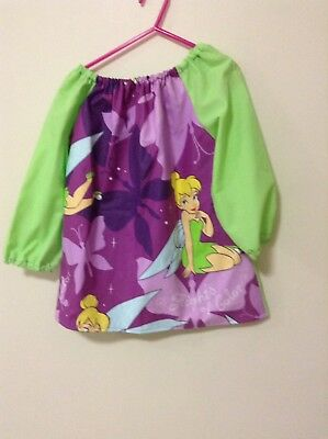 Fairy Art Smock 2-3 With Thermal Backed Ng On Front For Extra Protection