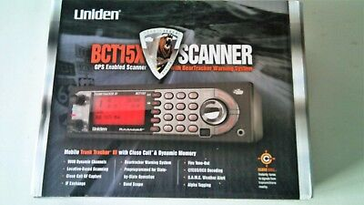 Bearcat BCT15X Scanner  BRAN NEW & SEALED OEM