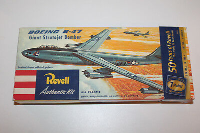 Revell H206:98 Authentic Kit Boeing B-47 Giant Strategic Bomber NEU OVP