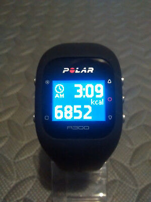 Polar A300 Heart Rate Monitor HRM Fitness Activity Tracker Bluetooth Compatible