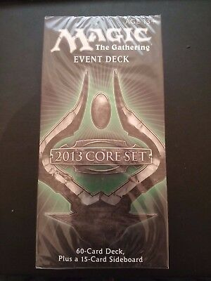 Magic The Gathering Event Deck 2013 Core Set - Green