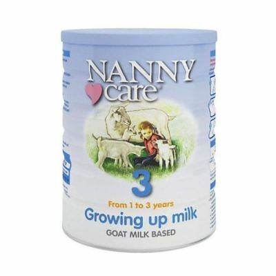 Nanny Growing Up Milk - Stage 3 900g