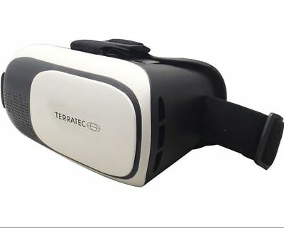 TERRATEC VR-1 3D Virtual Reality Brille NEU OVP Android iOS Smartphone