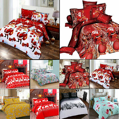 New Beautiful Winter Duvet Cover Sets with Pillow Cover High Quality Bedding Set