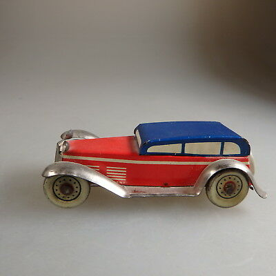 Germany  Penny Toy Limousine Blech um/ab 1930 (45474)