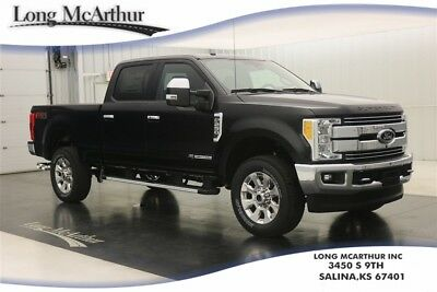 2017 Ford F-250 LARIAT 4X4 CREW CAB SUPER DUTY 4WD TURBO DIESEL NAV MSRP $70500 REMOTE START ULTIMATE TRAILER TOW CAMERA RHINO LINER FX4 OFF ROAD PACKAGE