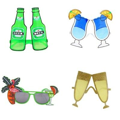 Oktoberfest Sunglasses Beer Bottle Glasses Goggles Hen Night Stag Party Fancy