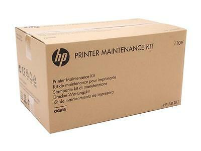 Genuine OEM HP Maintenance Kit 110V (CB388A) - Resell Condition