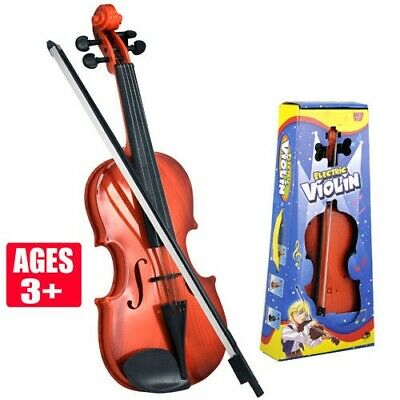 Educational Children Cute Mini Music Electronic Violin GIFT for Kids Toy DP