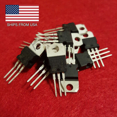 (10 Pack) TIP120 Darlington Transistor