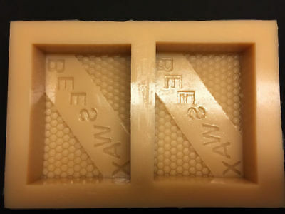 BEESWAX 4 oz. BLOCK MOLD, BEEKEEPING EQUIPMENT, BEESWAX MOLD