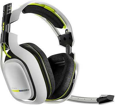 ASTRO Gaming A50 Gaming Headset Xbox One / PC / MAC - White - UD