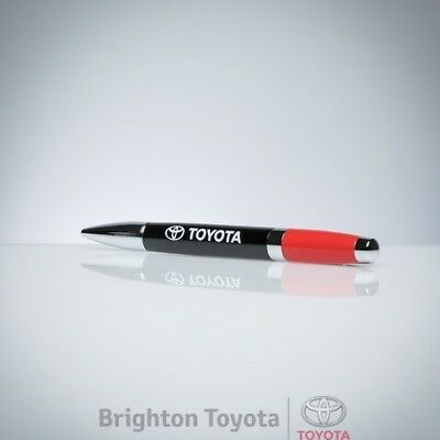 New Official Toyota Merchandise Toyota PEN Colour top red  Part TMTOY048