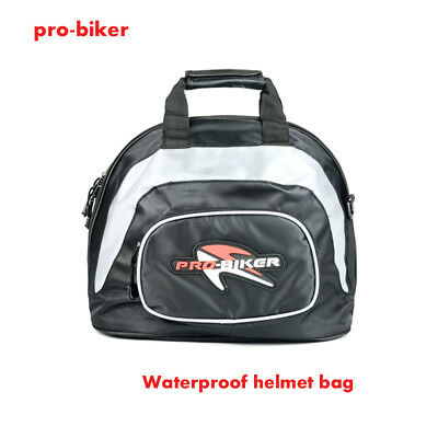 PRO-BIKER Motorcycle Riding Helmet Bag Waterproof High Capacity Tail Bag Hot