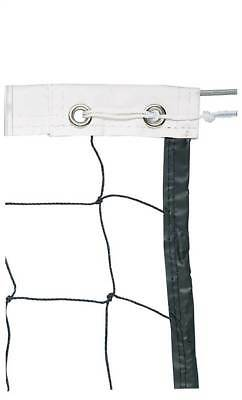 Volleyball Net w 2.5 mm. Netting in White [ID 6431]