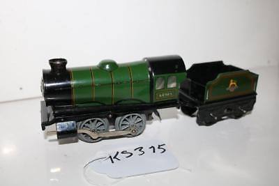 Hornby Loco  Type 20 60985  + Tender British Railways Good Excellent  Ks375
