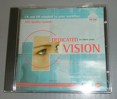 ADC Quality System: Dedicated To Meet Your Vision - CR & DR (PC: Windows, 2001)