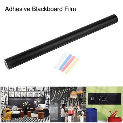 Contact Adhesive Chalk Board Paper Peel 45CMX200CM Size With 5 pieces chalk GD