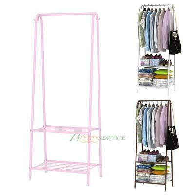 Clothes Airer Laundry Drying Rack Clothesline Coat Hanger Stand Indoor Dryer AU