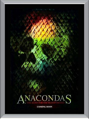 Anacondas A1 To A4 Size Poster Prints
