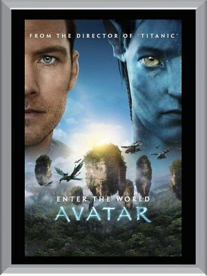 Avatar Enter The World A1 To A4 Size Poster Prints