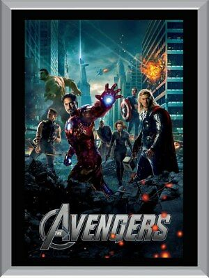 Avengers A1 To A4 Size Poster Prints