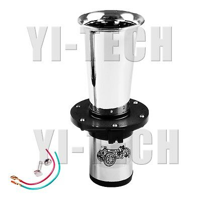 12V 110DB Antique Vintage Boat Old Style For Auto Car Truck Loud Alarm Horn