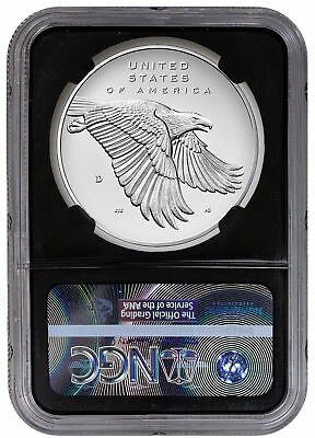 2017-D US American Liberty 225th Anv. 1 oz Medal NGC MS70 FR Black Core SKU49684
