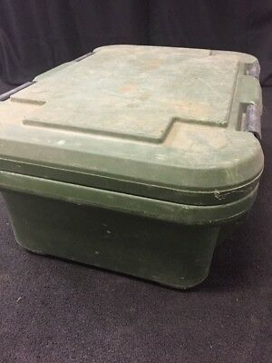 """CAMBRO Camcarrier Food Storage Pan Container Carrier UPCS160 6"""" Deep # 1"""