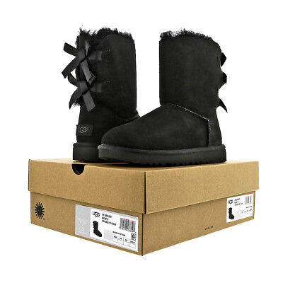 UGG Australia Women's Bailey Bow 2 II Boots Black