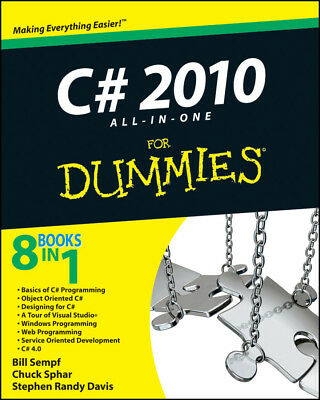 C# 2010 All-In-One for Dummies, Sempf, Bill