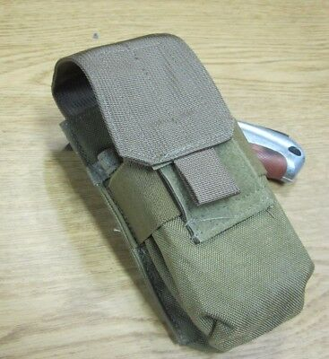New Eagle Industries Double Mag Pouch Scar Heavy 308 Cal,sks -Pouch Only-